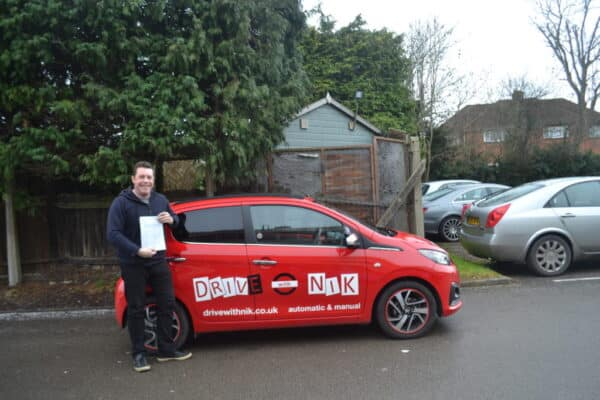 Manual Driving Lessons Crouch End