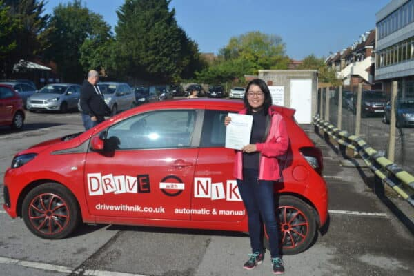Review from Jane who passed first time